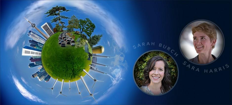 Navigating Climate Change Conversations - Sara Harris & Sara Bur